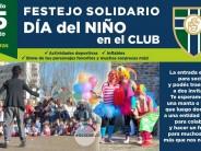 Festejo Solidario por el Día del Niño en el Club San Fernando