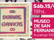 Inauguración de Derivas Gráficas en el Museo de la Ciudad