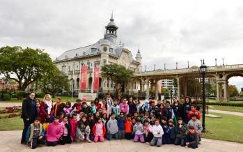 Alumnos recorrieron el Museo de Arte Tigre