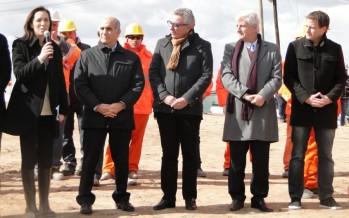 """Andreotti: """"Es muy importante que anuncien finalizar el puente Taurita, arreglar la Ruta 197 y sanear del río"""""""