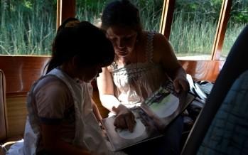 """El proyecto """"Libros para viajar"""" de la Biblioteca Santa Genoveva fue premiado por VivaLectura 2016"""