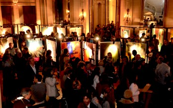 Se inauguró el Salón Primavera en el Palacio Sans Souci
