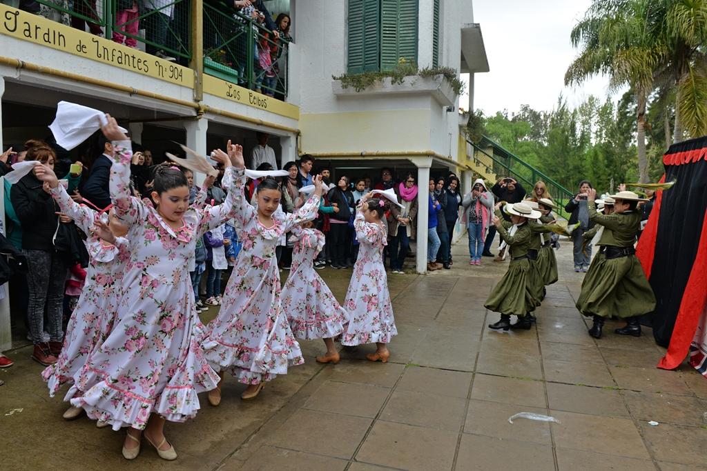 El primer jard n de infantes del delta festej su 50 for Guarderia el jardin san fernando
