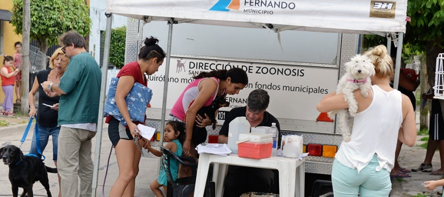 """""""El Municipio en tu Barrio"""" estará esta semana en el barrio San José, en Virreyes y en Canal"""
