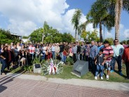 El municipio homenajeó al sanfernandino Mauricio Villalba en el Día de la Memoria