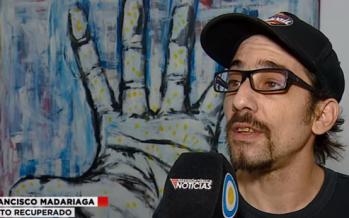 """Francisco Madariaga: """"Nos meten miedo a todos"""""""