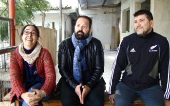 Centro Cultural San Rafael: el sueño de otra escuela es posible