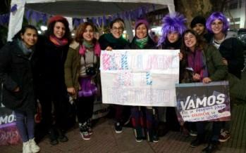 Desde el espacio 'Vamos' le piden a Andreotti políticas públicas contra la violencia de género