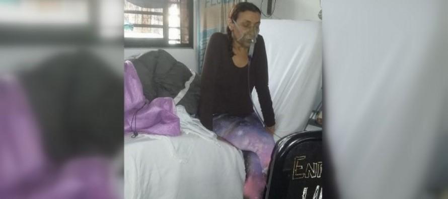 Una mujer está internada en el Hospital Cordero desde hace casi 4 meses esperando una válvula para su corazón