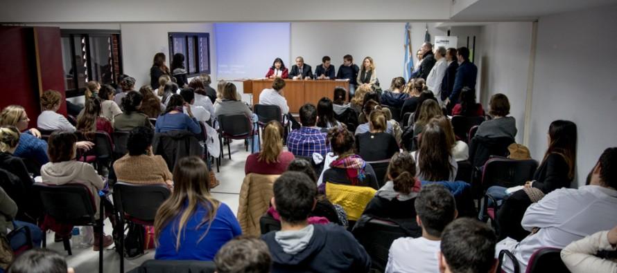Reclamos de los residentes del Hospital Cordero al ministro de Salud