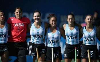 El equipo de Corradini clasificó para el Mundial Londres 2018