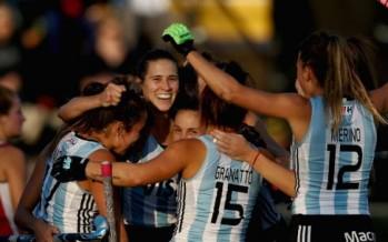'Las Leonas' de Agustín Corradini no tuvieron piedad y avanzan en la Liga Mundial