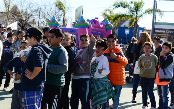 """Este sábado habrá festejos por el """"Mes del Niño"""" en las plazas Dorrego e Inmigrantes Italianos"""