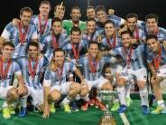 Siguen en la cima: los Leones del Chapa Retegui ganaron la Copa Panamericana y conservan el N°1 del ranking