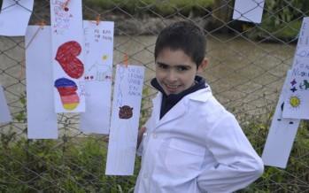 El IX Festival de Poesía en la Escuela visitó la escuela primaria N°11 del Delta sanfernandino