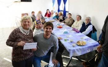 Subsidio al Centro de Jubilados 'Sol de Otoño'