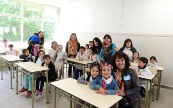 La Escuela N° 2 cuenta con 5 nuevas aulas