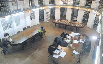 Biblioteca Madero, un espacio de encuentro en donde los fondos son pocos y no alcanzan