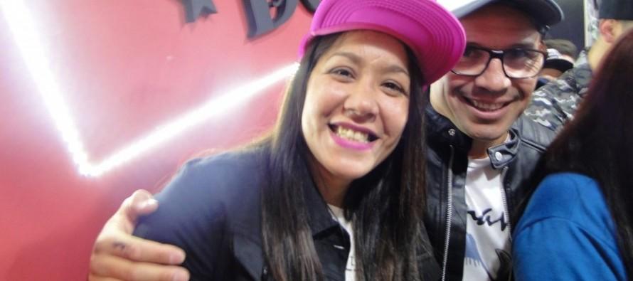 """""""Maravilla"""" Martínez: """"La 'Pantera' Farías es una mujer admirable"""""""