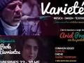 Unidad Ciudadana retoma la campaña con una varieté en el Club Barrio Nuevo