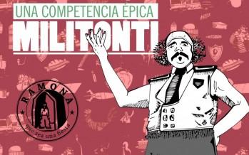 Militonti se presenta en el 7mo Festival de Teatro Norestada