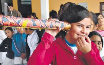 Empieza una nueva edición de Festival de Poesía en la Escuela