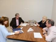 Planes de trabajo conjunto entre el Municipio y el Rotary Club de Victoria