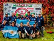 Claudio López y su participación en el Mundial de Tiro en Gales