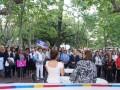 Cambiemos realizó una radio abierta en plaza Mitre contra la violencia de género