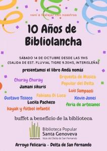 Bibliolancha