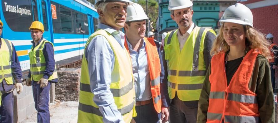 Se inauguró la remodelada estación de Virreyes