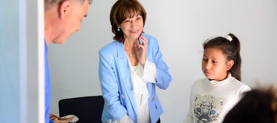 Exitosas operaciones oftalmológicas a tres niños de nuestra ciudad