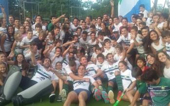 El Club San Fernando se coronó campeón en hockey tras 11 años