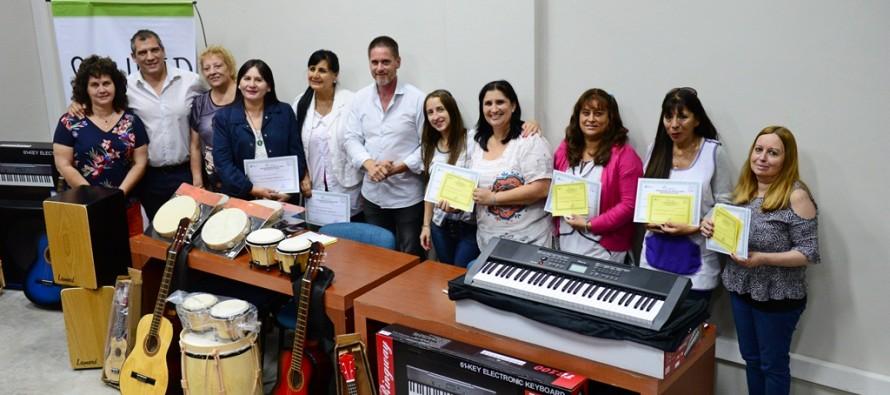 Premiaron a las escuelas participantes del 'Sanfer Recicla'