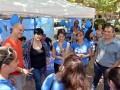 Jornada sobre autismo y la importancia del no uso de pirotecnia en Plaza Mitre
