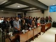 Asumieron sus bancas los diez concejales electos en octubre