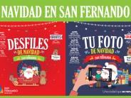 """Desfiles de Navidad y """"Tu foto con Papá Noel"""" en nuestra ciudad"""