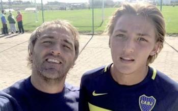 Mateo Retegui, el 9 talentoso que sorprendió a Guillermo Barros Schelotto