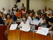 """Alicia Aparicio: """"Nadie se comunicó con el intendente para decirle que iban a cerrar ocho establecimientos educativos"""""""