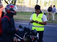 Operativos de controles vehiculares en nuestra ciudad