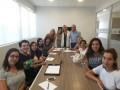 Estudiantes de Psicología de la Universidad Kennedy realizan prácticas pre profesionales en el municipio