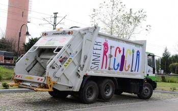 ´Sanfer Recicla´: operativo de concientización ambiental y reciclaje en el Día de la Tierra