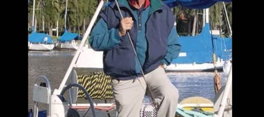 Desesperada búsqueda en Brasil de un navegante del Club de Veleros Barlovento