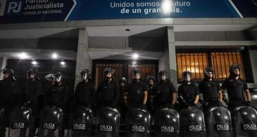 El Partido Justicialista de nuestra ciudad manifestó su rechazo absoluto a la intervención