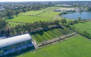 El Virreyes Rugby Club inauguró una nueva cancha de césped sintético