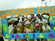 Encuentro de natación en los polideportivos 2 y 5