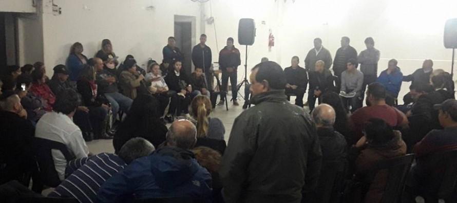 Vecinos de Santa Catalina se reunieron con funcionarios municipales y policías por la inseguridad