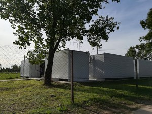 Aulas containers