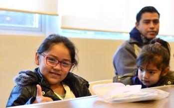 Anteojos nuevos para chicos de nuestra ciudad con el Programa de Salud Escolar