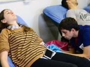 La Universidad de San Andrés organizó una campaña de donación de sangre